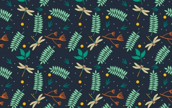 leaves,background,dragonflies