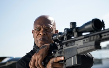 Samuel L. Jackson,The Hitman
