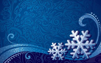 snowflake,patterns,blue,background,vector