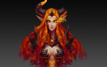 Favorite world of Warcraft,Fei Liu
