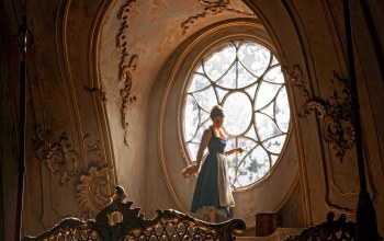 girl,Beauty and the beast,woman,movie,walt disney,fantsy,Emma watson,cinema,film