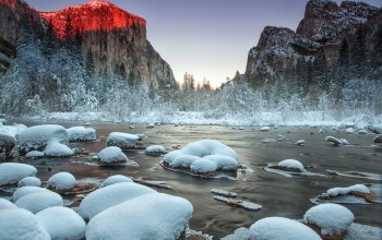 yosemite national park,Gates of the Valley