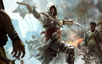 flag,assassins,creed,iv