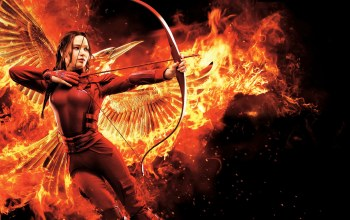 The Hunger Games Mockingjay Part 2,Jennifer lawrence,katniss everdeen,Girl in fire,Red