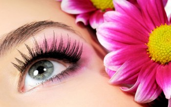 beautiful,makeup,flower,eye,with