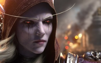Silvanas Windrunner,Битва за Азерот,world of warcraft