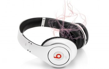 White,headset,Beats
