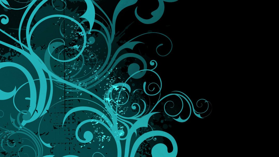 teal,Abstract