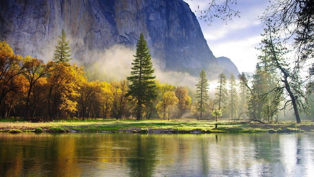 Yosemite,valley,california