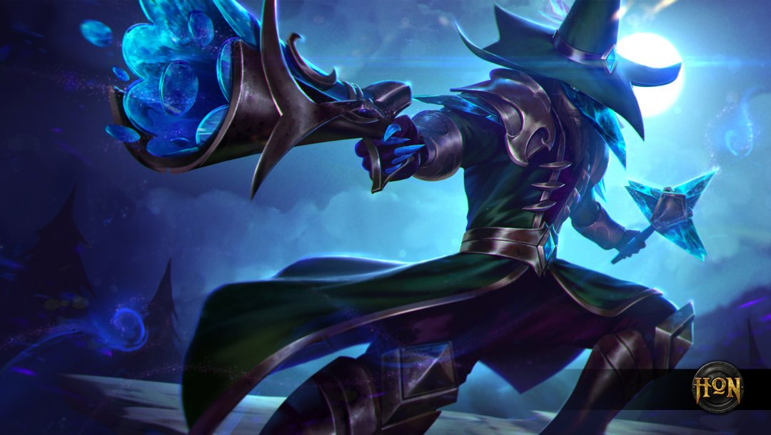 Lapis Lazuli Paragon,heroes of newerth,hon,Witch Slayer