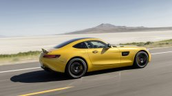 mercedes,yellow,gt,amg,2015