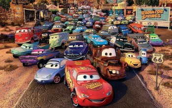 movie,radiator,springs,cars