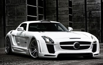 mercedes,White,and