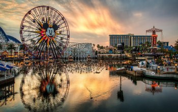 california,resolution,disneyland