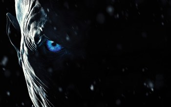 season 7,Zombie,ice,Game of thrones,snow,a song of ice and fire,Face,Evil,fear,White Walkers,tv series,eye,blue eyes
