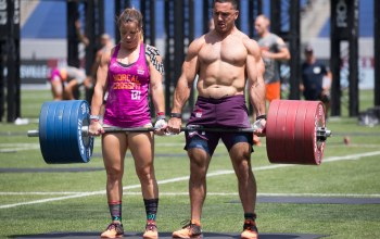 crossfit games,woman