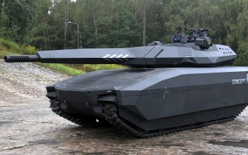 concept,PL-01,modern weapon,cannon,stealth,Poland,tank,Bae systems,futuristic,PL 01,STANAG,light tank,vegetation,remote control machine gun