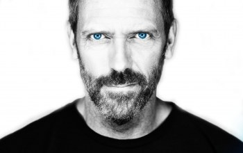 hugh,house,dr,eyes,selective,Laurie,Color
