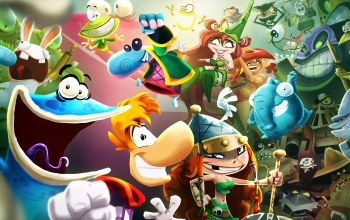 ubisoft,ubisoft entertainment,Рэйман,Rayman,Rayman Adventures