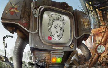 Fallout: New Vegas,fallout,new vegas,Securitron