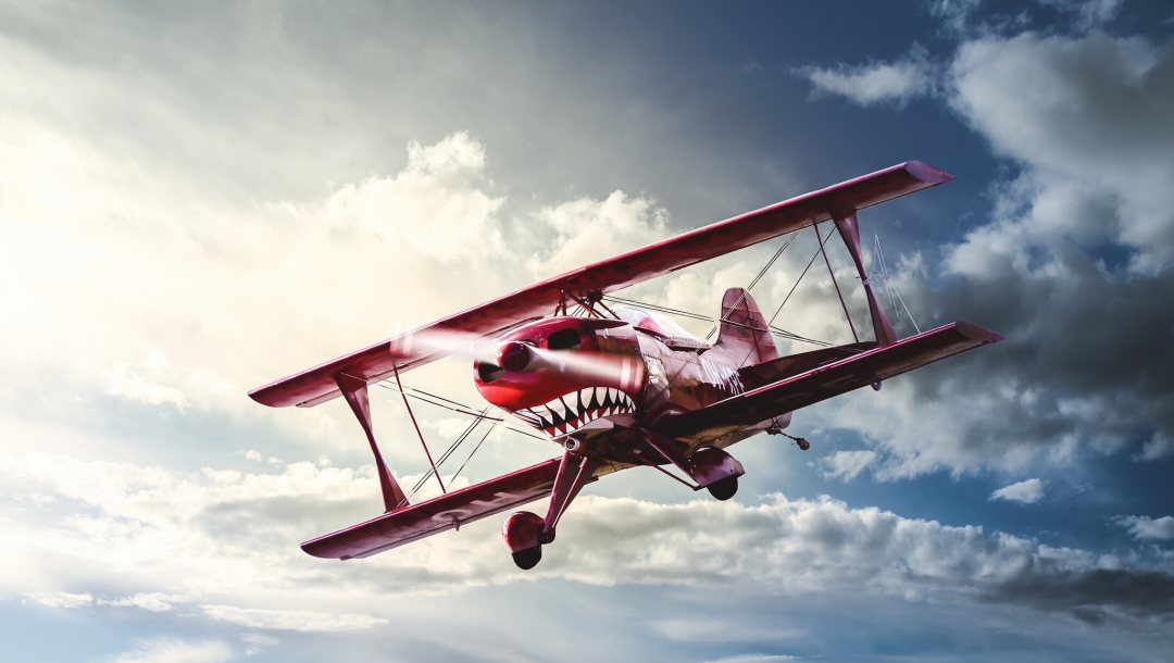 Самолёт,Pitts Special,OH-XPF