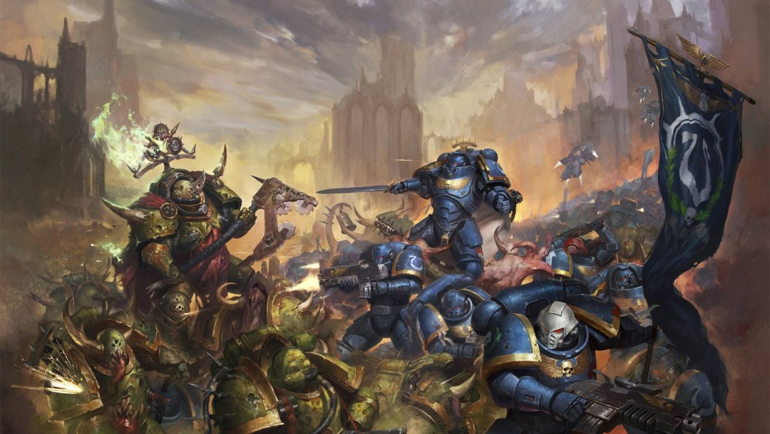 Box Cover,Dark Imperium,warhammer 40 000