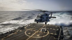 MH-60R,армия,Sea Hawk helicopter