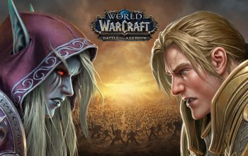 Forsaken,Anduin Wrynn,Battle for Azeroth,alliance,undead,Horde,human,Wolrd of Warcraft,sylvanas windrunner