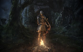 костёр,Dark Souls Remastered,руины,namco bandai games,доспехи,from software,remastered,Рыцарь,Dark souls