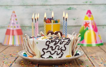 decoration,cake,colorful,candle,happy birthday,день рождения,celebration,торт