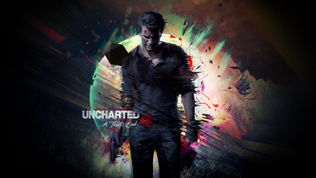 uncharted,uncharted 4,Путь вора,game,playstation,ps4,The Thiefs End