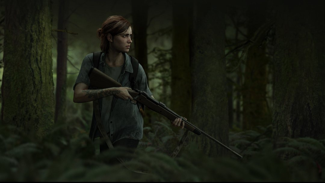 naughty dog,The Last of Us Part II,game