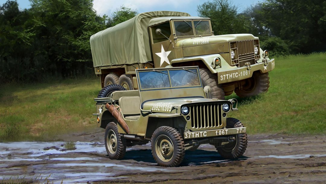 грузовик,джип,M34 Tactical Truck,Off Road Vehicle