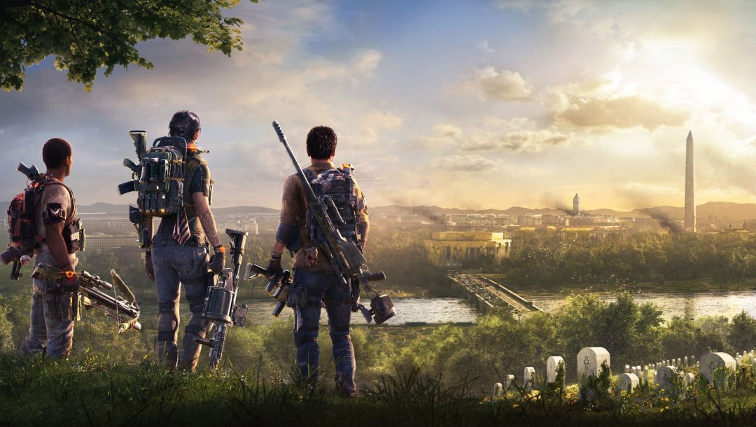 game,Tom Clancy's The Division 2,ubisoft