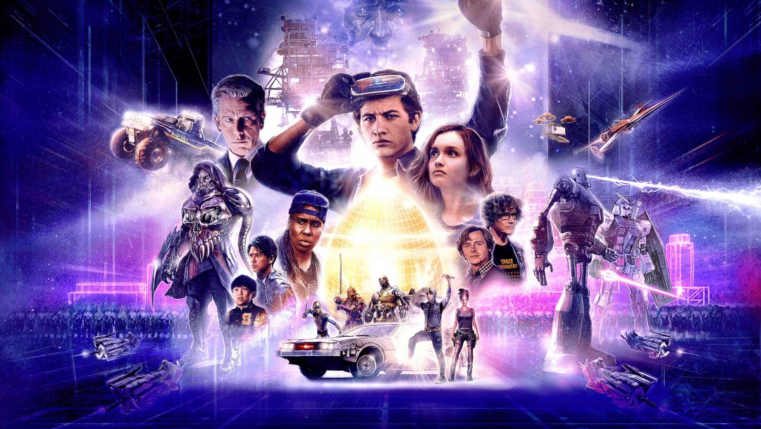 warner bros. pictures,sci-fi,Halliday,superheroes,Ready Player One,2018,Artemis,wade,Village Roadshow Pictures,ready,player,Helen,cars,Anorak,Lena Waithe,delorean,movie,adventure,Parzival,simon pegg,dmc-12,RPO,delorean dmc-12,T.J. Miller,Aircrafts,Mark Rylance,Steven Spielberg,Olivia Cooke,One,amblin entertainment,robots,I-R0k,back to the future,Ben Mendelsohn,Art3mis,Ogden Morrow,iRok,Tye Sheridan,characters,samantha,film,Aech