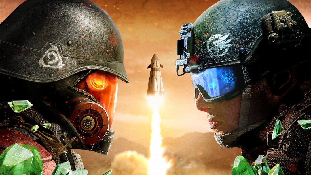 Command & Conquer,2018,electronic arts,game,Command & Conquer: Rivals