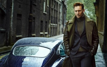 Jaguar,car,tom hiddleston