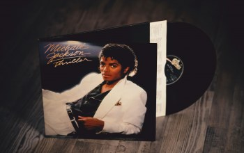 thriller,Michael jackson,vinyl,RememberWhen