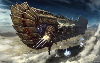 bulletstorm,Ulysses Spaceship