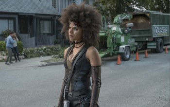Domino,Zazie Beetz,Deadpool