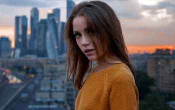 Cityscape,bokeh,brunette,sweater,Ksenia Kokoreva,open mouth,photographer,brown eyes,moscow,looking at viewer,photo,Face,long hair,Yuriy Lyamin,Kseniya Kokoreva,portrait,xenia kokoreva,mouth,depth of field,girl,close up,straight hair,lips,looking at camera