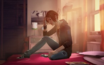 games,Life is strange,Before the Storm,character