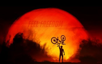 sport,bike,велосипед,Sunset,biker,trek,cycle,freedom,Байк,велосипедист,bicycle,свобода,Cycling