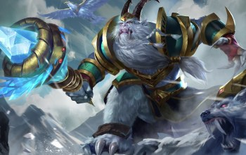 hon,tundra,heroes of newerth,APEX