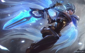 league of legends,Dawnbringer Riven Splash