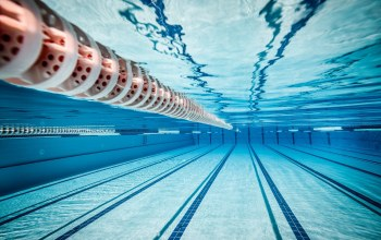 lines,tiles,Swimming pool,water,miscellanea,underwater,sport,swimming,reflection,olympic swimming pool
