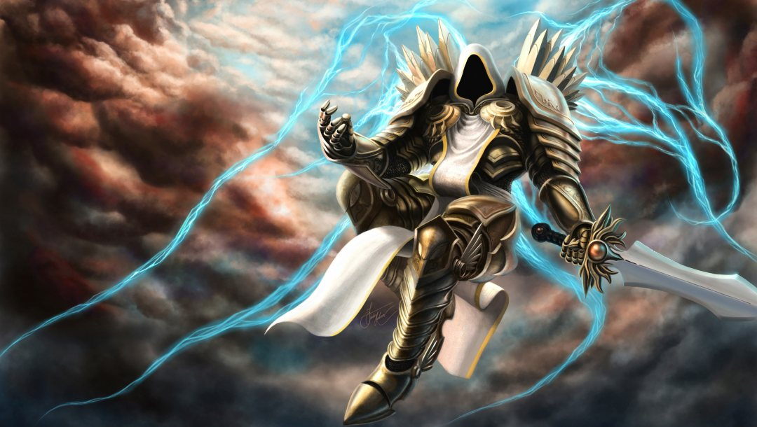 archangel of justice,Tyrael