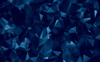 dark,Abstract,геометрия,фигуры,абстракция,background,blue,polygonal