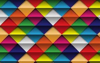 background,ромб,colorful,rainbow,квадрат,Geometric,цветной