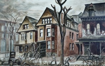 1927-28,Civic Improvement,Charles Ephraim Burchfield
